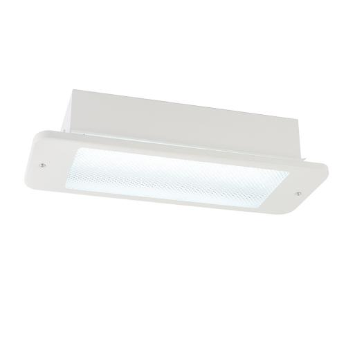 SAXBY - аварийна LED лампа SIGHT Recessed 72641 LED 3W, 160LM, 6500K