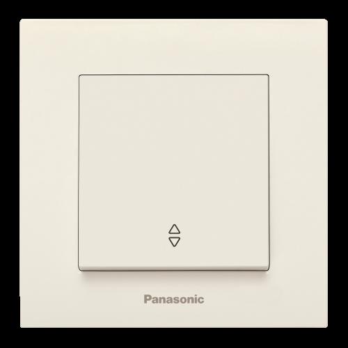 PANASONIC - Ключ девиаторен Panasonic Kare крем WKTC00032BG‐EU1