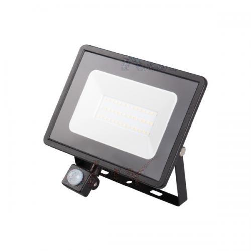 KANLUX - LED прожектор със сензор GRUN V2 LED-30-B-SE 30W 2300lm 4000K IP44 31156