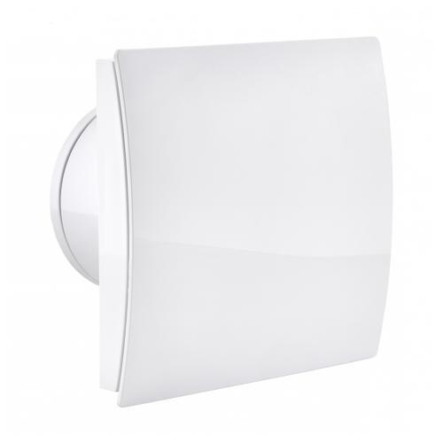 MMOTORS - Вентилатор за баня MM-P/06 100/169 LV стъкло - бял овал на 12V