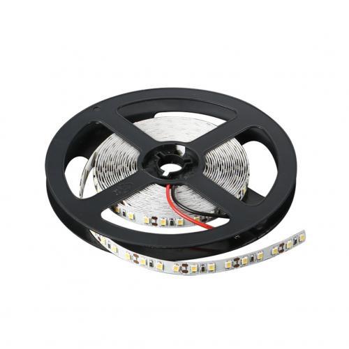 ULTRALUX - LNW2835120WW LED лента SMD2835, 9.6W/m топло бяла, 12V DC, 120 LEDs/м, 5m, неводоустойчива