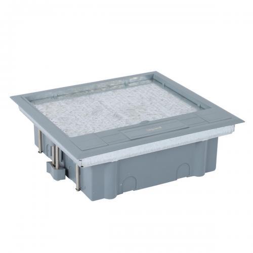 LEGRAND - Подова кутия 12 модула ECOBOX с капак за хоризонтален монтаж на механизми 88172