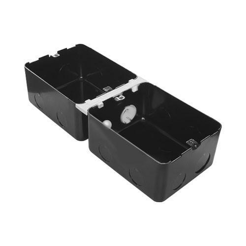 LEGRAND - 54003 Конзола за мазилка 2х4 модула за подова кутия
