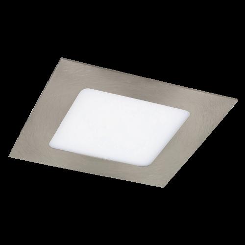 RABALUX - LED Панел квадрат Lois 5581 6W 3000K матиран хром