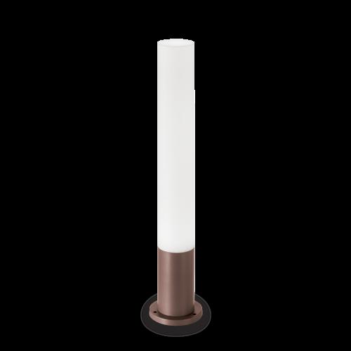 IDEAL LUX - Градински стълб  EDO OUTDOOR PT1 ROUND Coffee 213071
