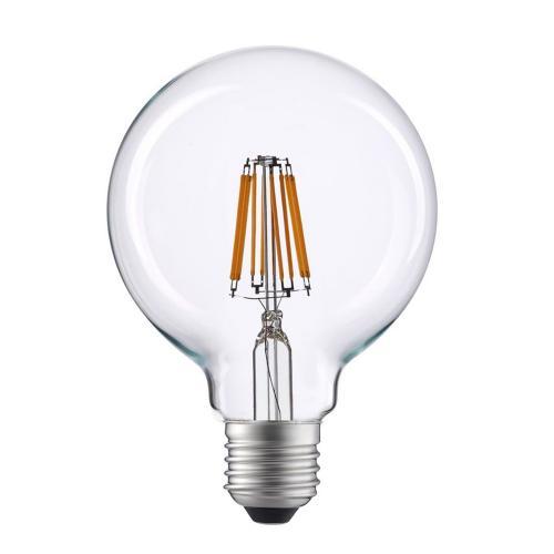 ACA LIGHTING - LED крушка FILAMENT G125 E27 12W 2700K 1530lm GLOBE12512WW