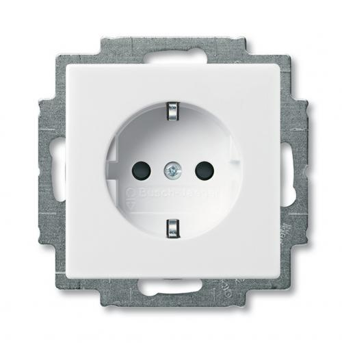 ABB - 20 EUC-92-507 Socket outlets with screwless terminals 2011-0-3855