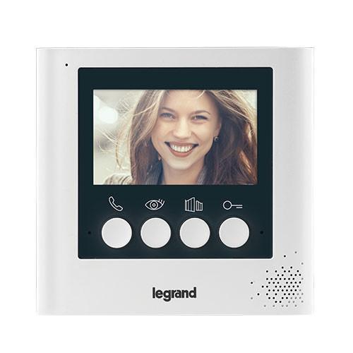 LEGRAND - 369110 Допълнителен 4.3 вътрешен видео панел