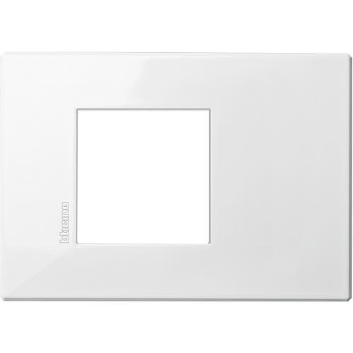 BTICINO - HW4819HD Рамка 2М бяла Axolute Air