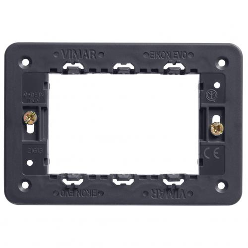 VIMAR - 21613 - Frame 3M +screws