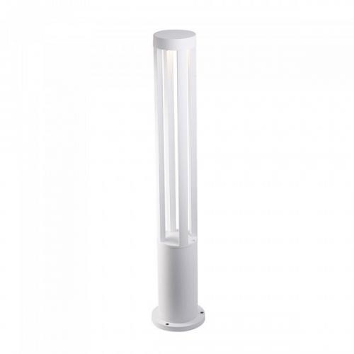 V-TAC - 10W Градинска Лампа Бяло Тяло 80см 4000К SKU: 8326, 3000К 8325, 5000К 8327 VT-820