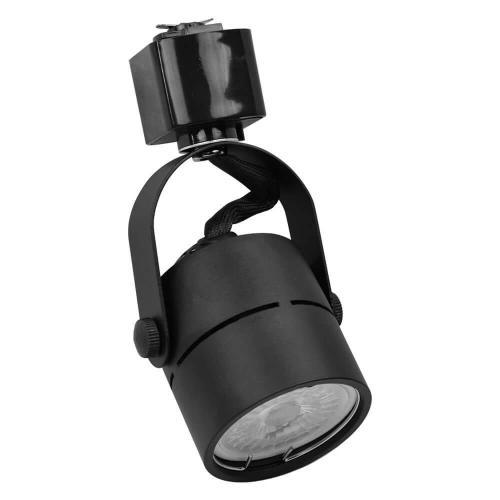 VIVALUX - Спот за релсов монтаж BEAT TL902 - GU10 - черен VIV004059