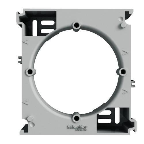 SCHNEIDER ELECTRIC - EPH6100261 Кутия за открит монтаж за повече от един модул Asfora Алуминий