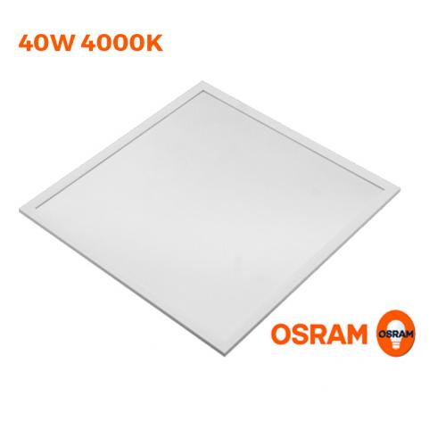 OSRAM - PANEL VALUE 600 UGR < 19 40 W 4000 K WT UGR < 19