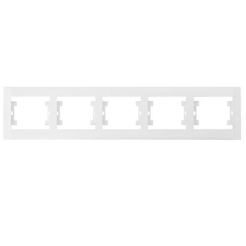MAKEL - Петорна хоризонтална рамка Defne 42001705