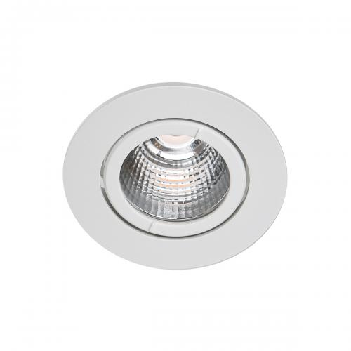 ITALUX - Влагозащитена LED луна за вграждане Torres Deep Adjust IP44 DA-B35D/WK-WW/50