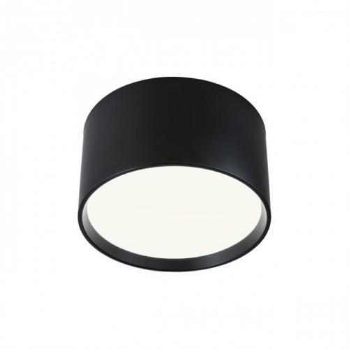 REDO GROUP - Плафон TAPPER  01-1541  D450xH250 LED 45W 3000K MATT BLACK