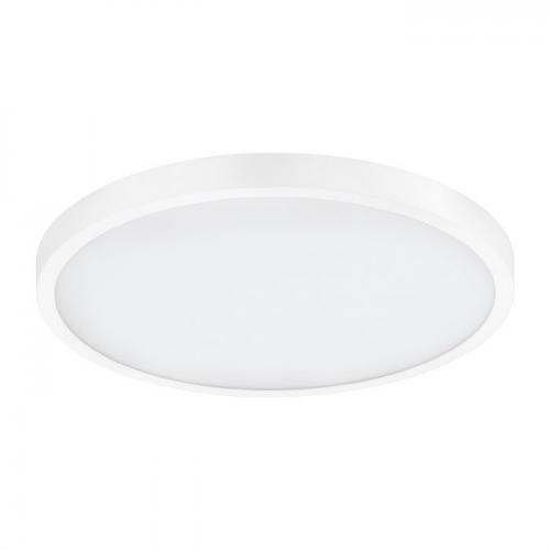 EGLO - ПЛ LED панел 25W 2500lm 4000K Ø400 бяло 'FUEVA 1' 97266