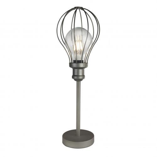 SEARCHLIGHT - Настолна лампа   EU1382PW Balloon Cage