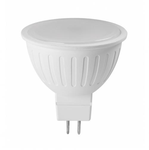 ULTRALUX - LGL1216627 LED луничка 6W, MR16, 2700K, 12V DC, топла светлина, SMD2835