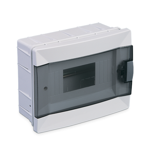 MAKEL - Табло за 8 броя автоматични прекъсвачи вграден монтаж 63008