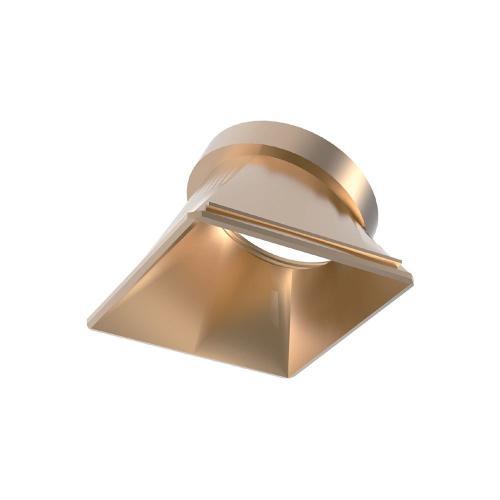 IDEAL LUX - Асиметричен рефлектор за модулна луна DYNAMIC REFLECTOR SQUARE SLOPE GOLD 211893
