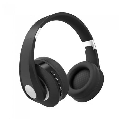 V-TAC - Bluetooth слушалки 500mah черни SKU:7730 VT-6322