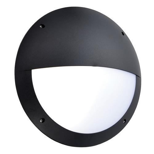 SAXBY - плафон SERAN microwave eyelid 78608 LED 12W, 6000K, 800LM, IP65