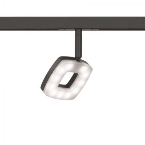 Fischer And Honsel - luminaire system element   m6 - HV TRACK 6  70336 BLACK