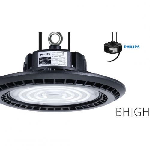 ACA LIGHTING - LED индустриално осветително тяло BHIGH 100W 5000K IP66 BHIGH10050