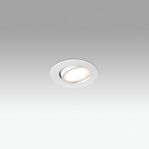 FARO - KOI LED White orientable recessed lamp Ref.42921