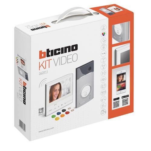 BTICINO - 363911 Видео-домофонен комплек Wi-Fi