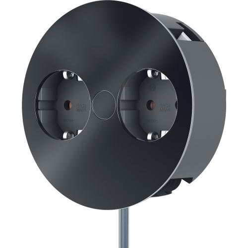 BACHMANN - B931.100 Модул TWIST цвят черен