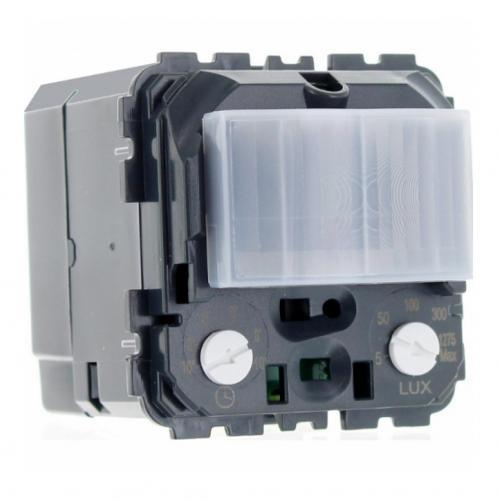 LEGRAND - Датчик за движение без неутрала 3- 100/250W всички товари, LED Celiane 67026