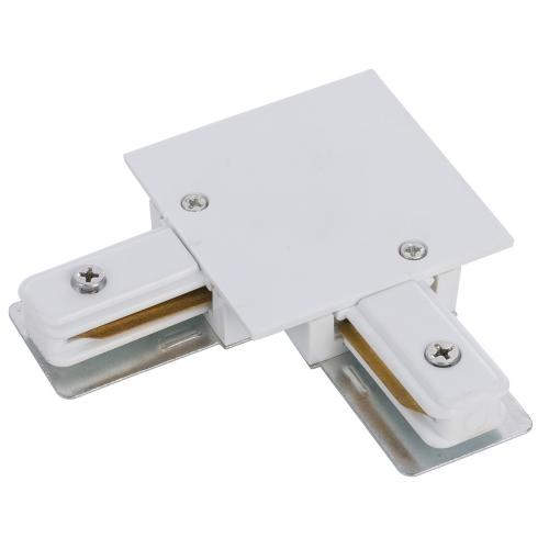 NOWODVORSKI - L-конектор  PROFILE RECESSED L-CONNECTOR WHITE 8970