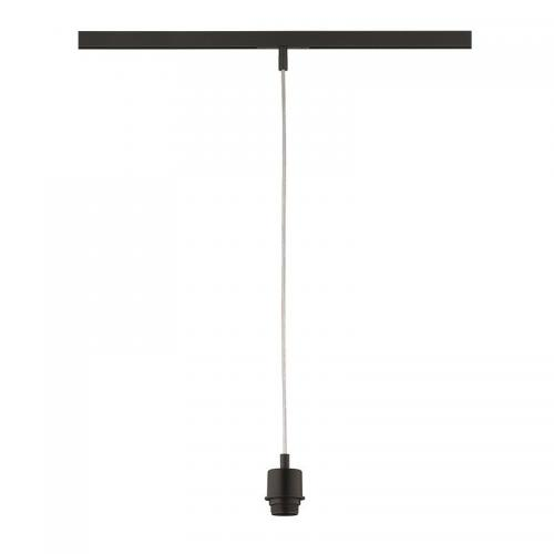 Fischer And Honsel - luminaire system element  m6 - HV TRACK 6  70322  BLACK