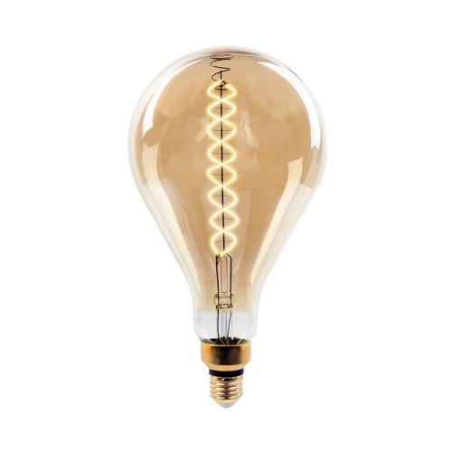 V-TAC - LED Крушка 8W Filament E27 А165 Димираща 2000К SKU: 7461 VT-2138D