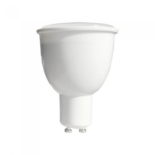 V-TAC - WIFI ЛЕД Крушка 4.5W GU10 3000К/4500К/6000К съвместима с Amazon Alexa & Google Home SKU: 8436 VT-5015