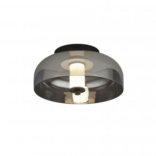 SEARCHLIGHT - Плафон FRISBEE 59804-1SM LED, 1x10W, 363lm, 2700K