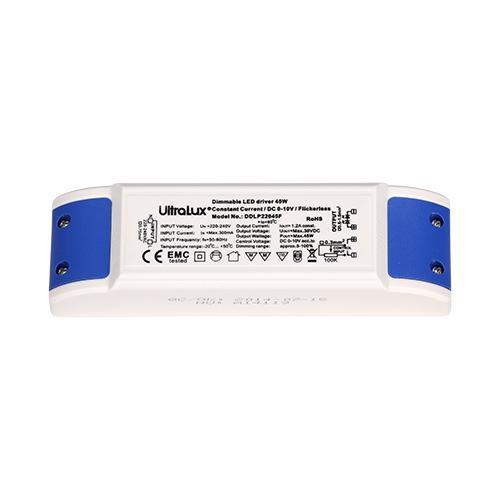 ULTRALUX - DDLP22045F Димиращ драйвер 0-10V за LED панели ULTRALUX 45W