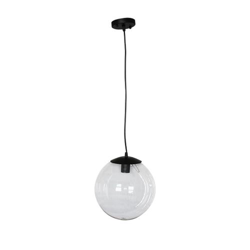 ACA LIGHTING - Градински пендел Ø250 влагозащитен IP45 AC.18250KCL