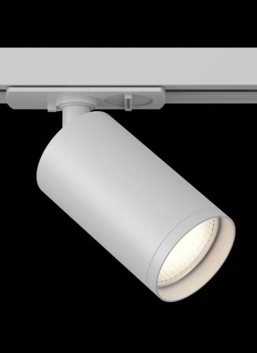 MAYTONI - LED Прожектор за релсов монтаж FOCUS S TR020-1-GU10-W  LED GU10, 10W