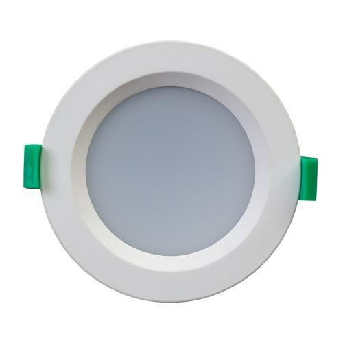 ULTRALUX - LLV10D LED луна за вграждане, димираща 10W, 3000K/4200K/6000K, 220V AC, IP44, SMD2835