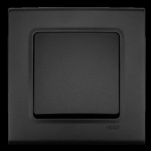 VIKO - Единичен Ключ LINNERA LIFE черно 90404001-BG