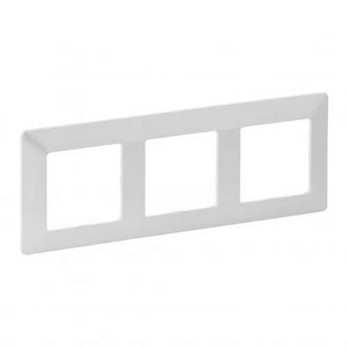 LEGRAND - Тройна рамка Valena Life 754143 перла