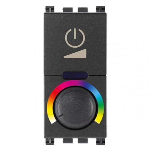 VIMAR - 19138 - Arke RGB димер 230V сив