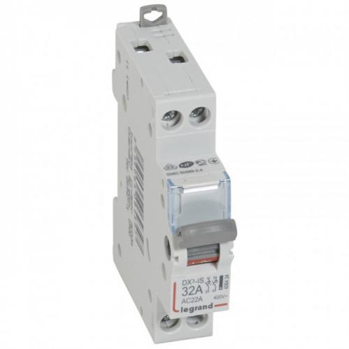 LEGRAND - Товаров прекъсвач /шалтер/ DX3-IS 32А 2P 406434