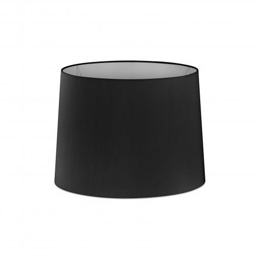 FARO - MAMBO Black textile shade ø250×200 2P0123