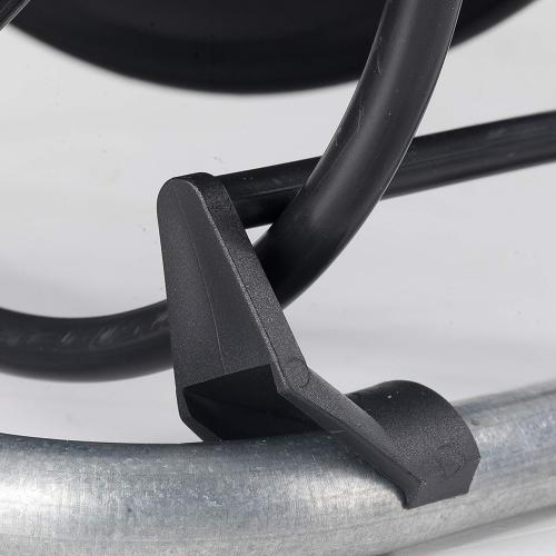 AS SCHWABE - Макара трифазна 30m H05VV-F 5G1.5mm2 термична защита 2 шуко + 3P+N+T 16A с капак и водач на кабела 10153