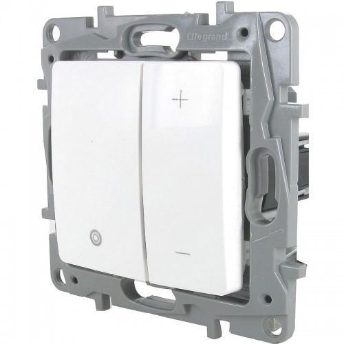 LEGRAND - 665114  Димер универсален 400W за всички товари + LED